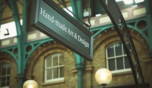 Il valore delle creazioni Handmade