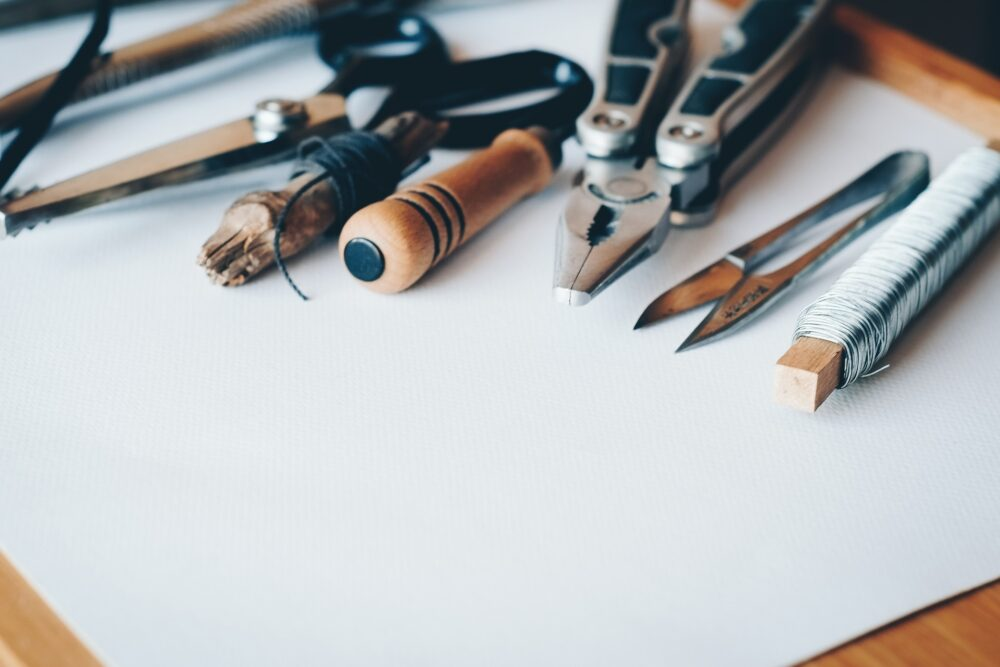 tool-1957451_1920 Il valore delle creazioni Handmade