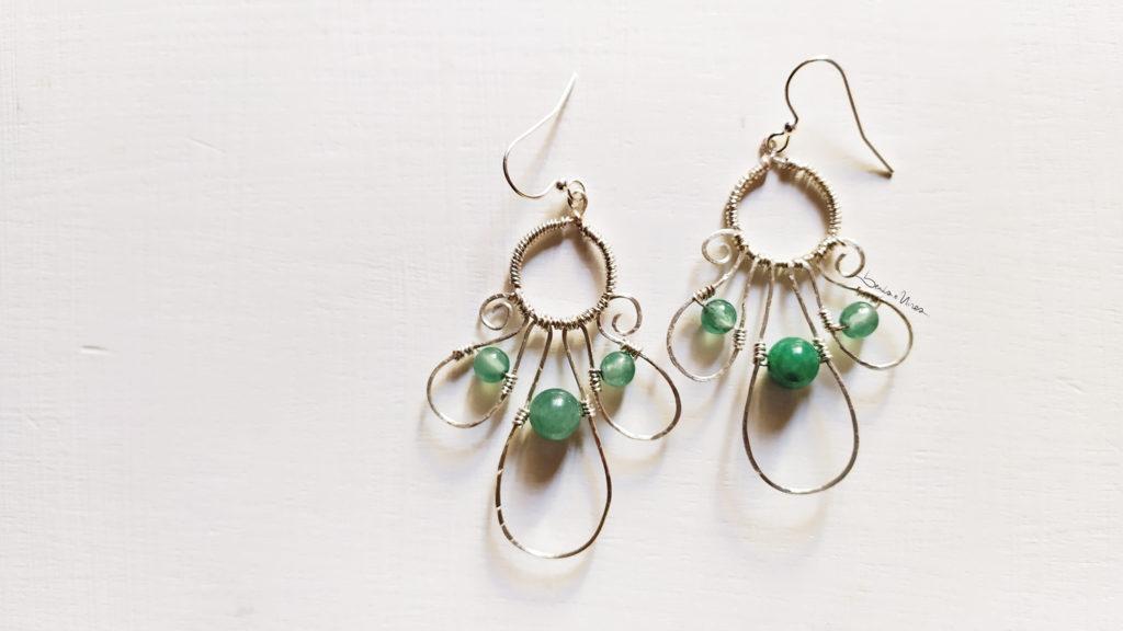 IMG_20200315_154305-1024x576 Orecchini a fiore argento e verde