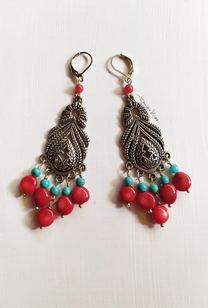 IMG_20200722_140350-693x1024 Lunghi pendenti rosso e turchese