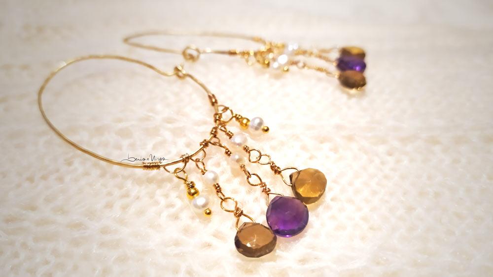 IMG_20201008_152035 Grandi cerchi dorati con pendenti preziosi