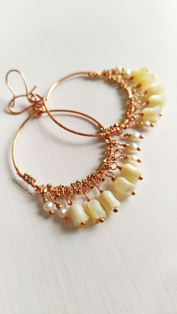 1612443052794 Grandi cerchi con perle e madreperla