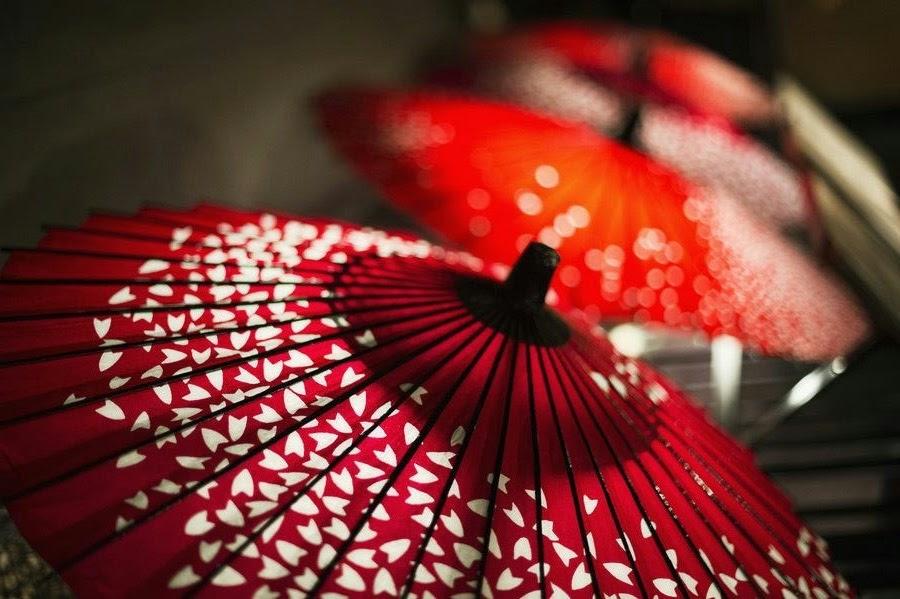 567 I ❤ Japan: Pendenti dorati e ciondolo ceramica