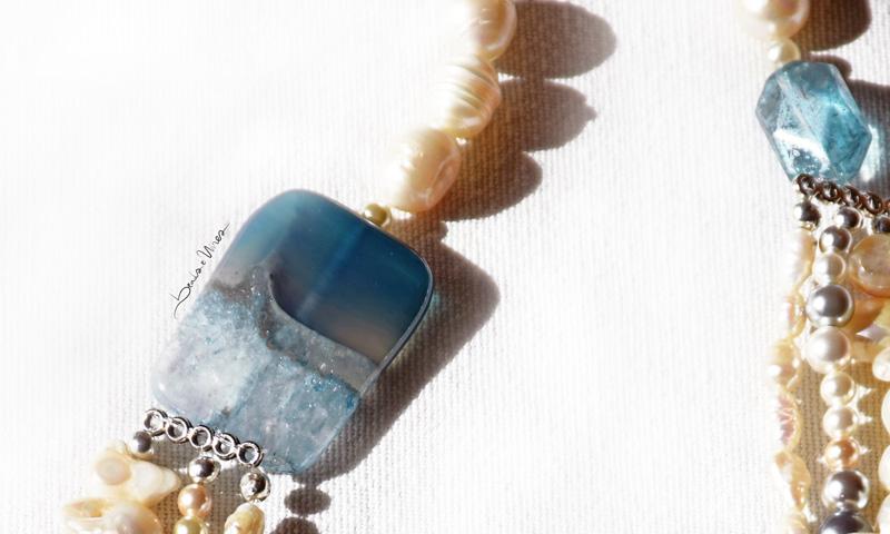 DSC_1758 Collana girocollo di perle fantasia