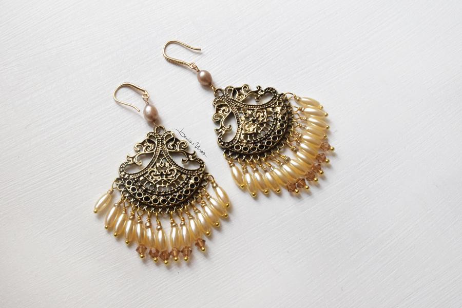 DSC_1919 Orecchini ventaglio di perle