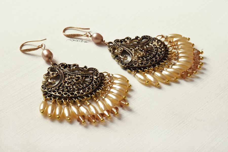 DSC_1924 Orecchini ventaglio di perle