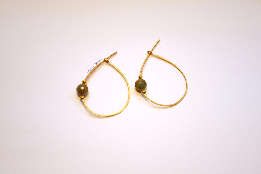 DSC_3398-1024x683 Orecchini a goccia oro e verde