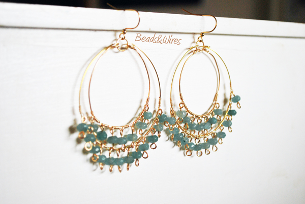 DSC_9093 Beads e orecchini a cerchio