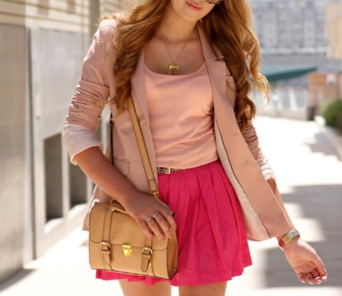 a6fbade583c8bbc53dcde101393e5250 Pink! Orecchini rosa pastello
